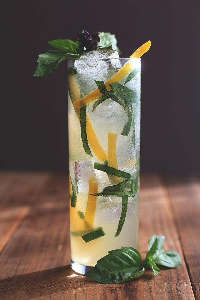 unique cocktail garnishes - drink garnish ideas