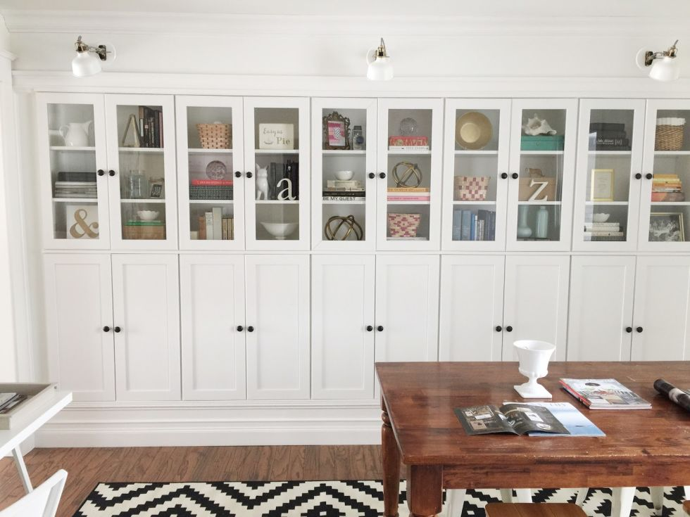After: Refined Office Storage
