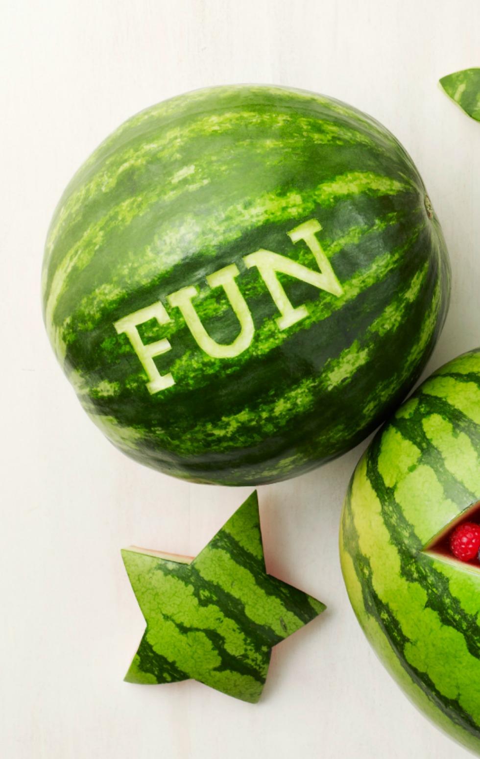Watermelon Party Sculptures Watermelon Carving Ideas