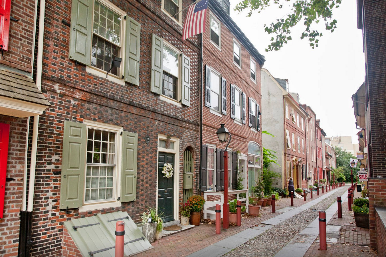 Oldest Street In America Historic Homes For Rent