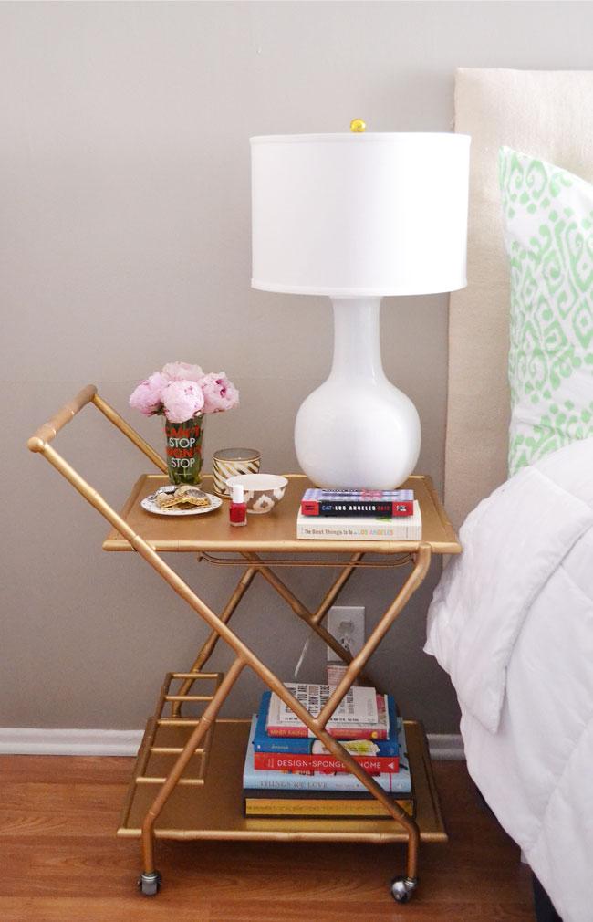 Bedroom Bedside Table: Unique Bedside Tables