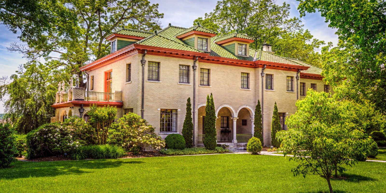 historic 1920s mansion 1920s marrcrest estate