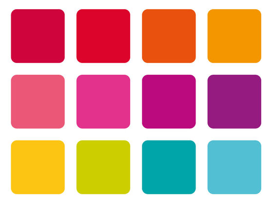 Color guessing quiz test how well you see color - Gama de colores verdes ...