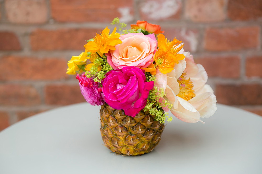 Fruit and flower arrangements floral centerpieces with fruit Floral arrangements with fruit