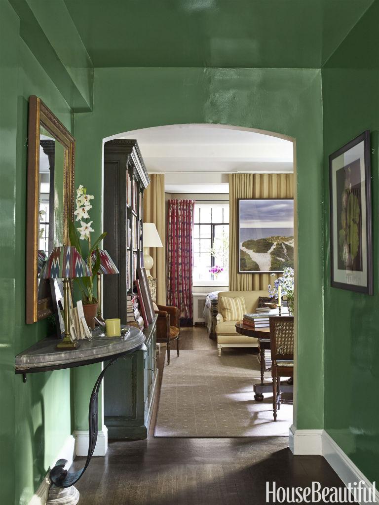 Designer's small apartment fits elegant decor   max sinsteden ...