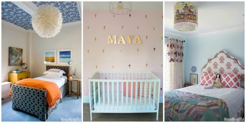 Kids Rooms kids room decor - design ideas for childrens rooms - house beautiful