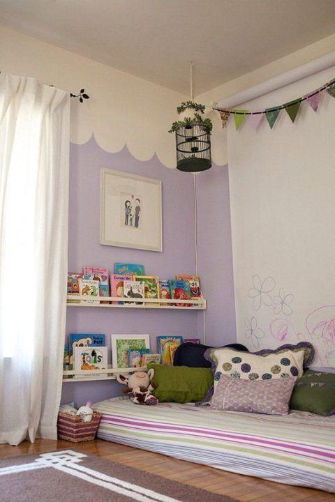 رنگ اتاق خواب،رنگ اتاق کودک