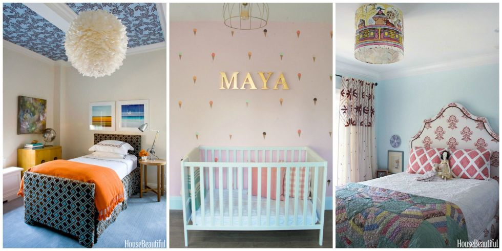 kids room paint colors kids bedroom colors - Bedroom Paint And Wallpaper Ideas