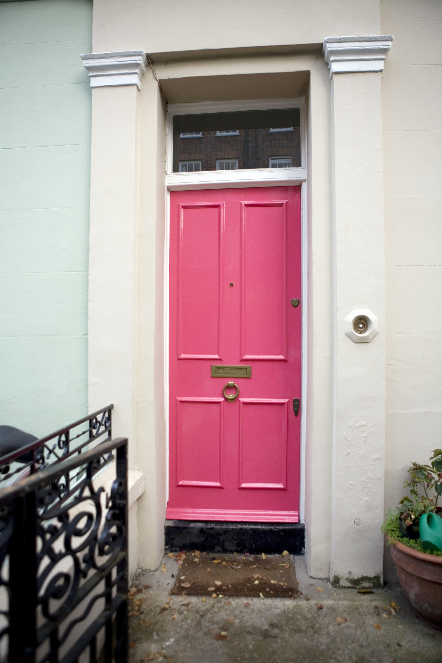 front door colors what your front door says about you