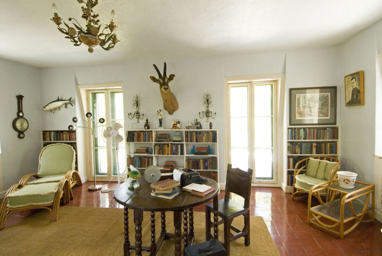 The Striking Places Ernest Hemingway Called Home