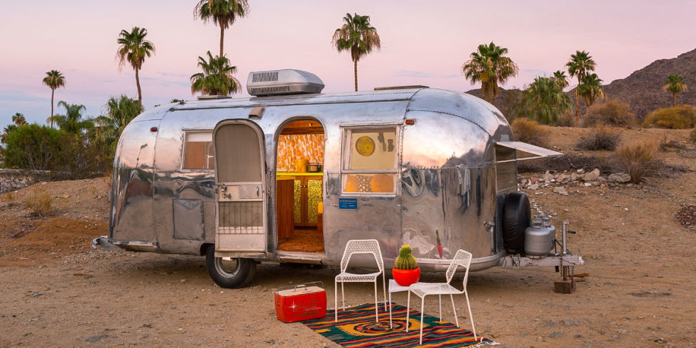 Image result for Beautiful vintage airstream