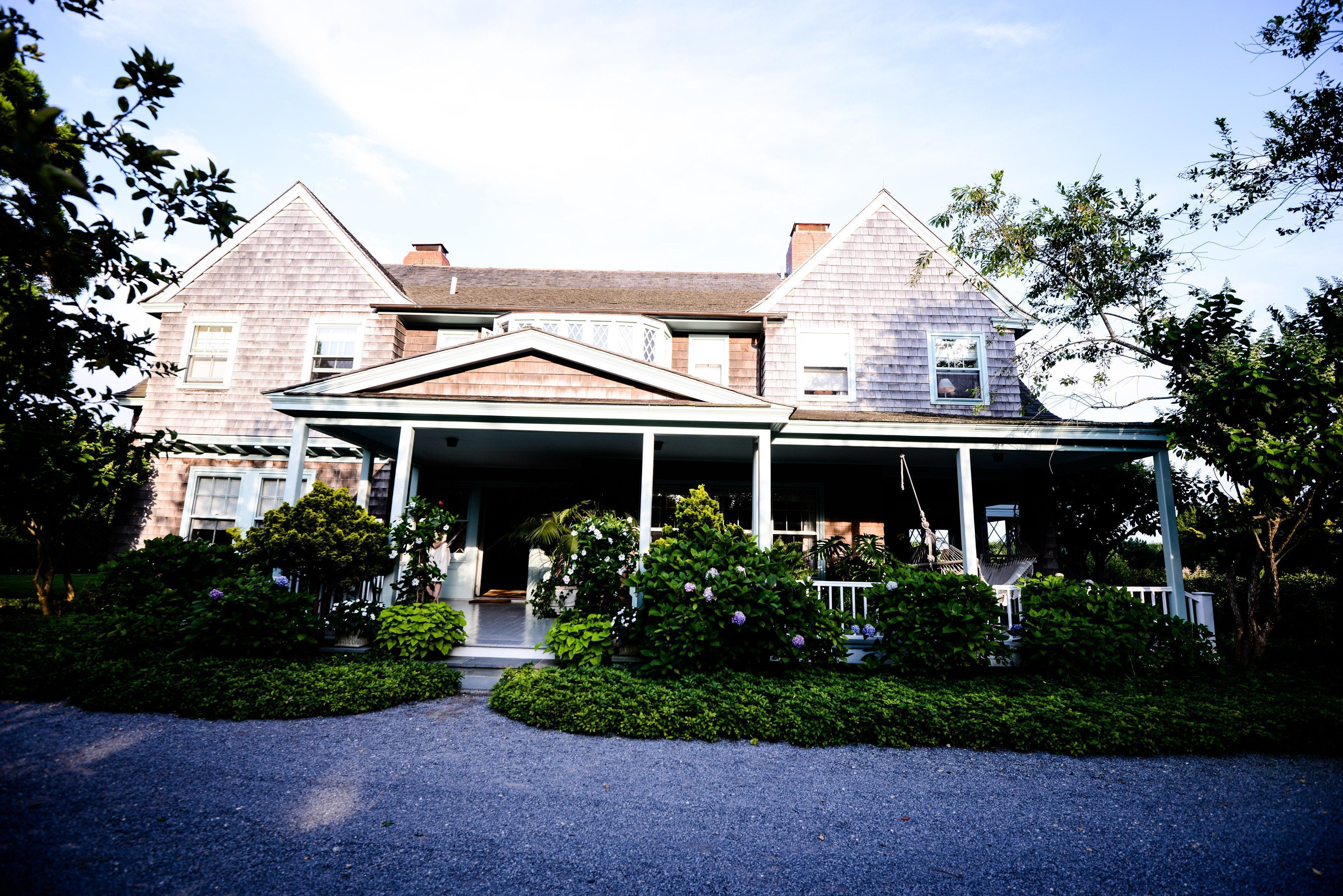 What Grey Gardens Looks Like Now East Hampton Home