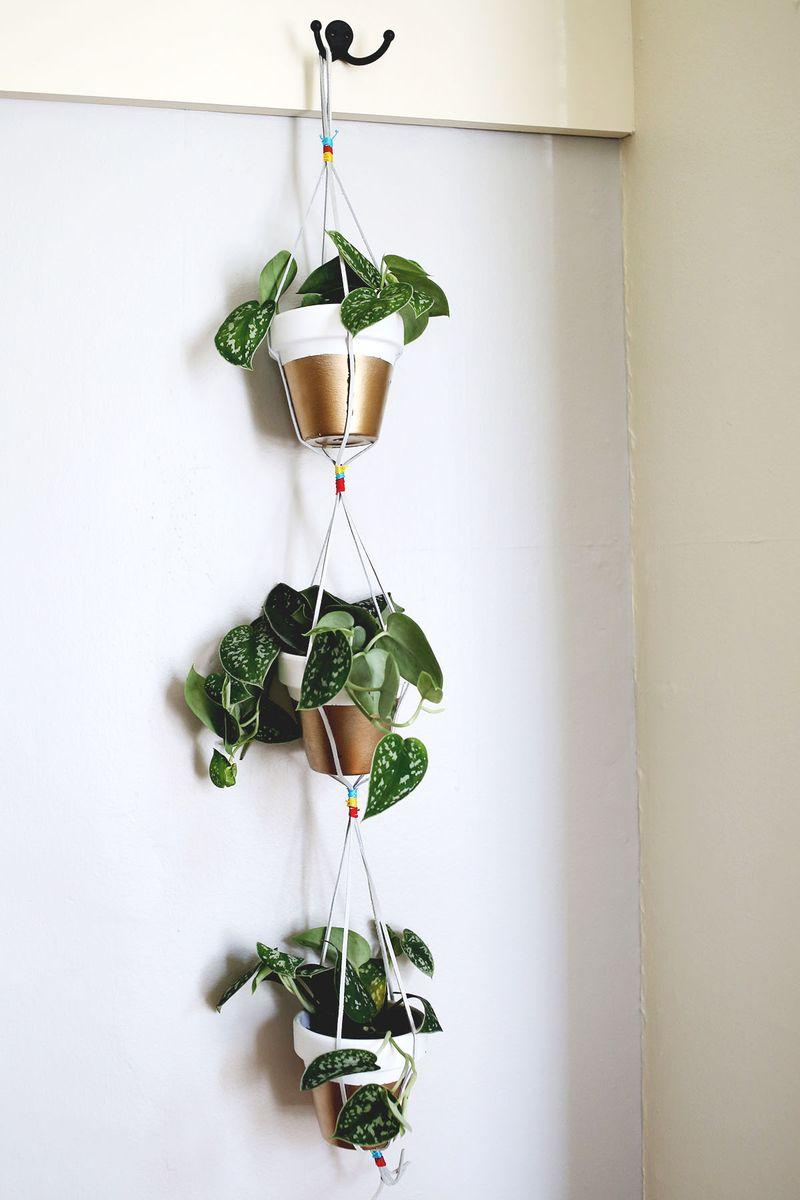 DIY Hanging PlantersHanging Planter Ideas