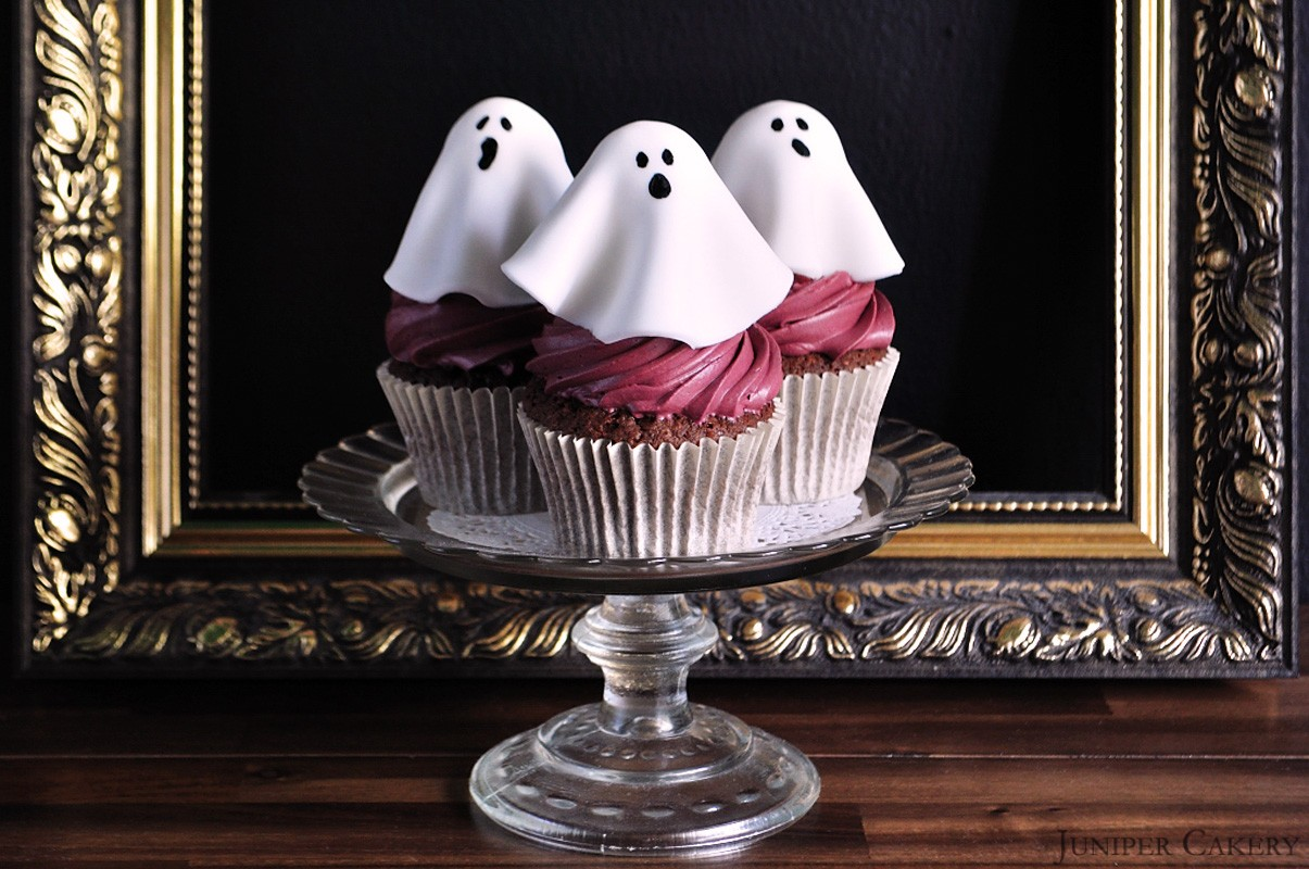 24 Cute Halloween Cupcakes - Decorating Ideas and Recipes for ...