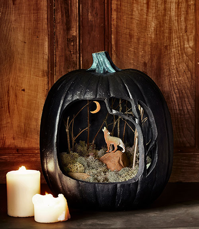 40 cool pumpkin carving designs creative ideas for jack o lanterns - Cool Halloween Pumpkin Designs