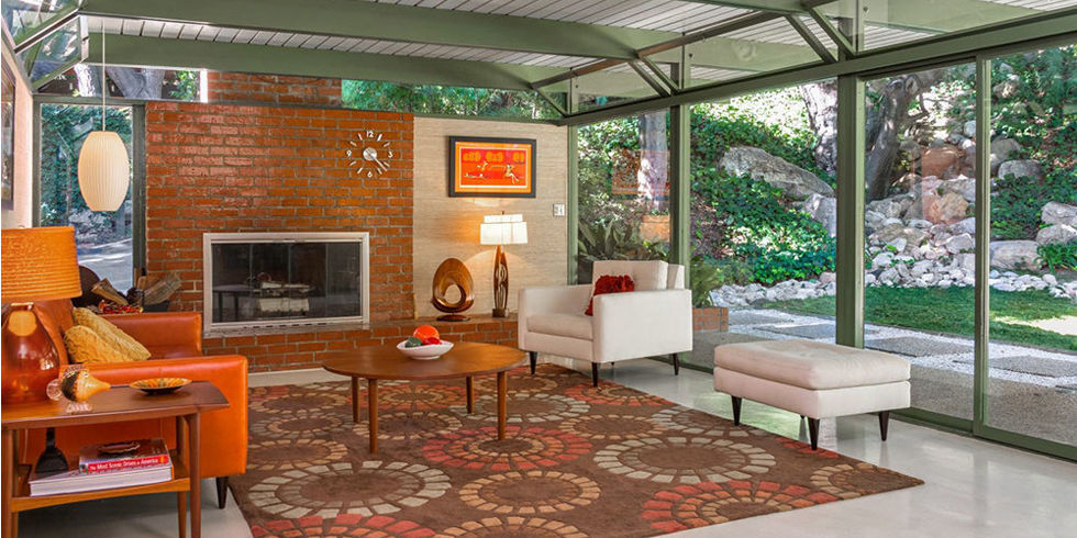 Mid Century Modern Home Richard Leitch California Home