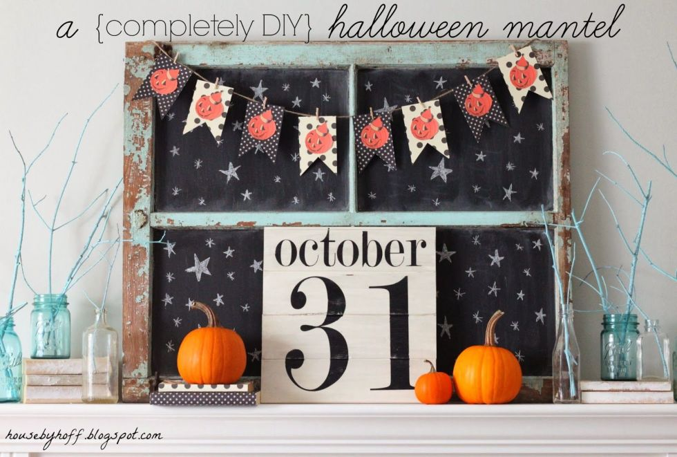 30 scary diy halloween decorations cool homemade ideas for halloween decorating - Decorations For Halloween To Make