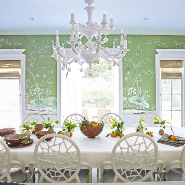 Green Dining Room Color Ideas dining room decor and furniture - pictures of dining rooms