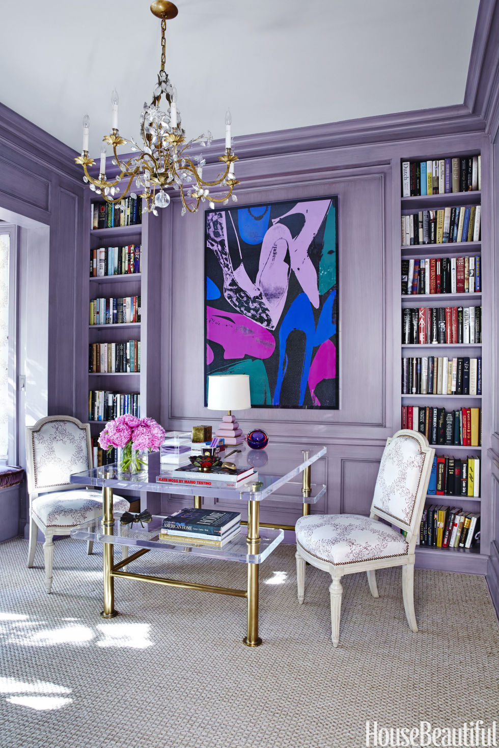 60+ Best Home Office Decorating Ideas   Design Photos Of Home Offices    House Beautiful