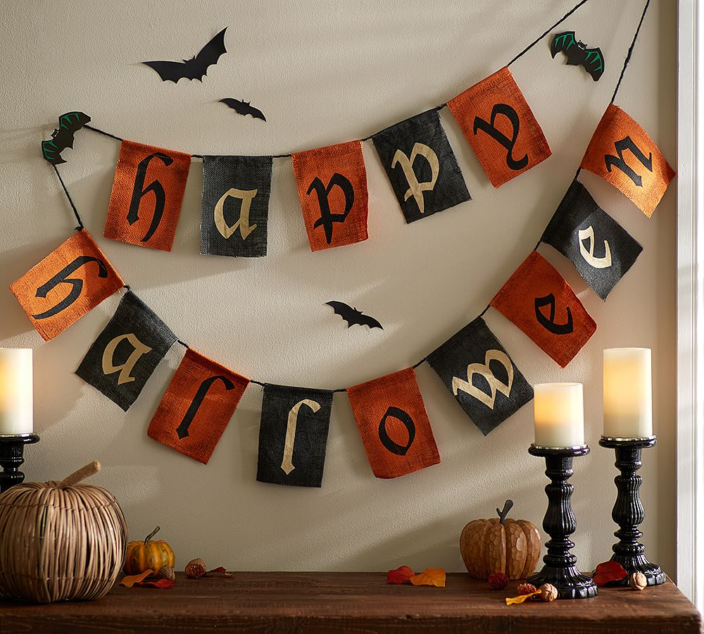 20 Elegant Halloween Home Decor Ideas: Elegant Halloween Home Decor Ideas