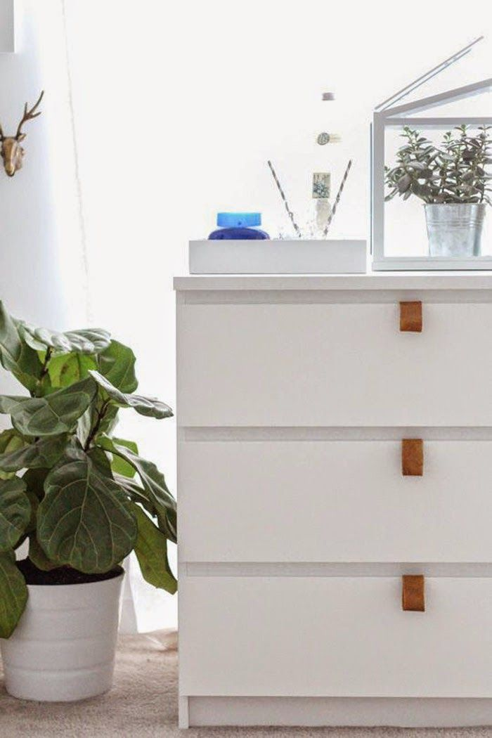 IKEA MALM Dresser DIY Ideas Hacks for IKEA MALM Dresser