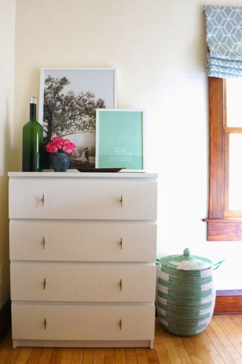 ikea malm dresser diy ideas hacks for ikea malm dresser. Black Bedroom Furniture Sets. Home Design Ideas
