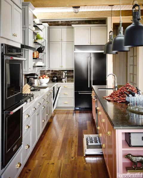 House Beautiful Kitchen: Ken Fulk New Orlean's Kitchen