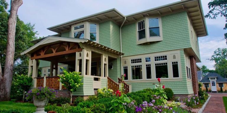 dramatic home makeover in new jersey - green home makeover