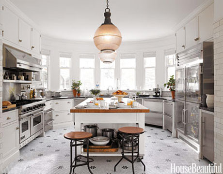 House Beautiful Kitchens kitchens of the year - designer tips from house beautiful's