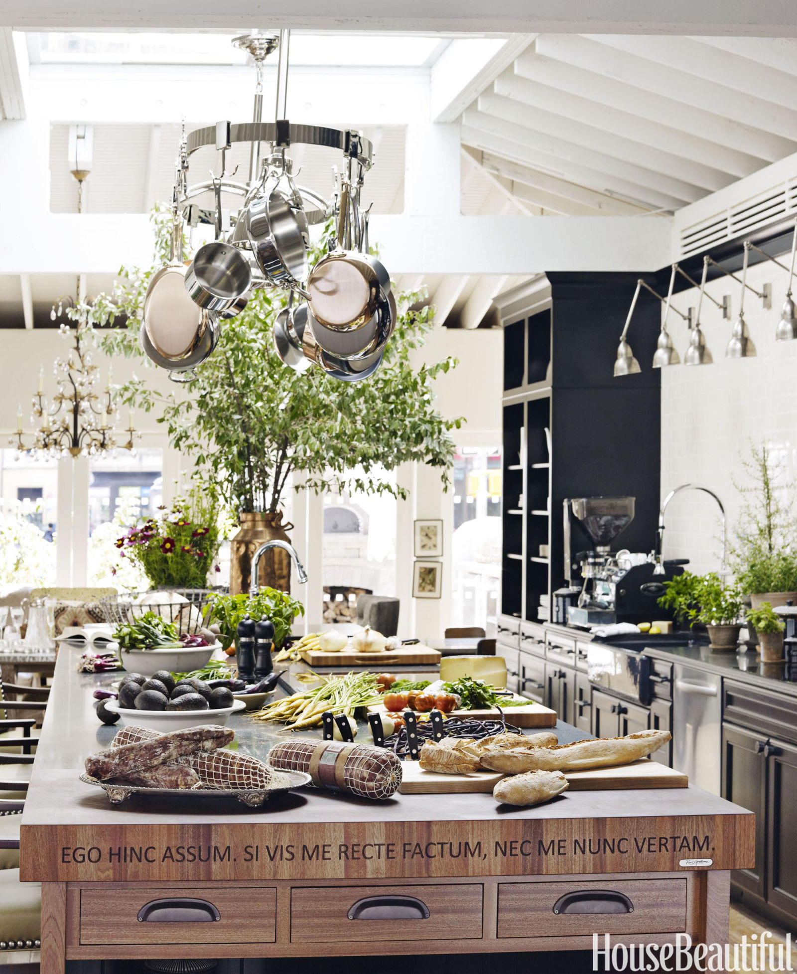 Take A Tour Of Our 2011 Kitchen The Year Created By Celebrity Chef Tyler Florence