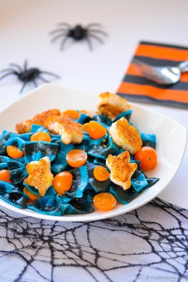 35 halloween party food ideas fun halloween recipes - Spooky Food For Halloween