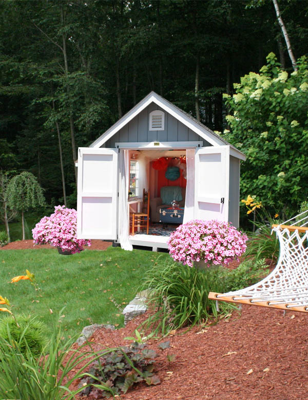 Garden Sheds Ideas moon and star shed see more creative garden shed ideas at empressofdirtnet 13 Best She Sheds Ever Ideas Plans For Cute She Shades