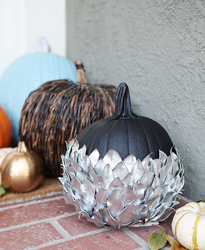 30 painted pumpkin decorating ideas for halloween 2017 designs for painting pumpkins - Pumpkin Decor