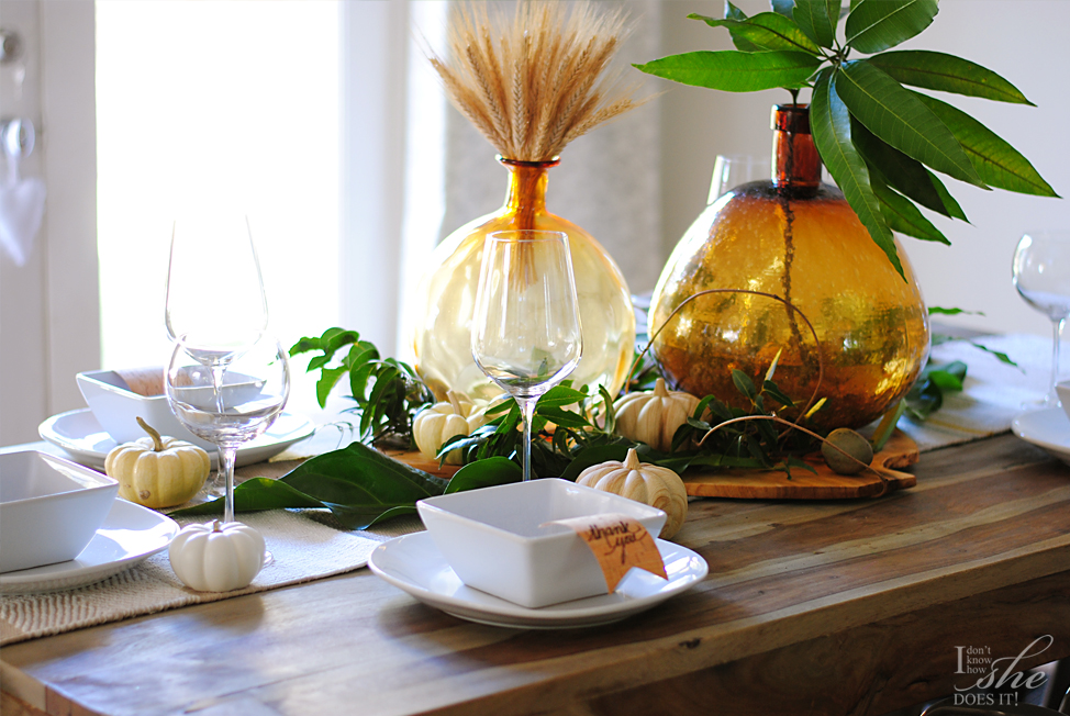 Beautiful Decorations 35+ easy thanksgiving decorations - ideas for festive thanksgiving