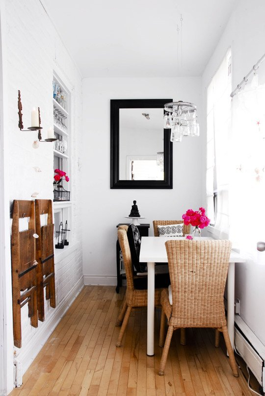 Small Dining Room Ideas   Design Tricks For Making The Most Of A Small Dining  Room