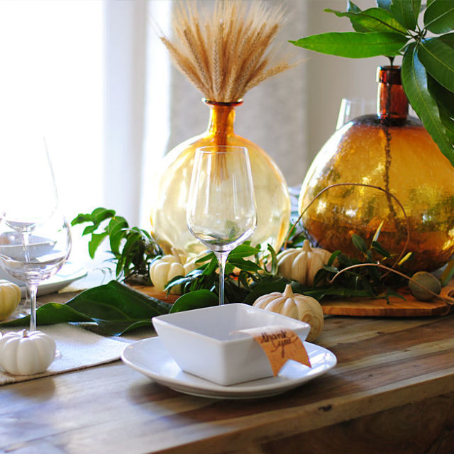 Beautiful Thanksgiving Decor Meal Ideas