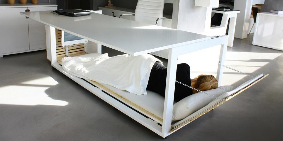 Genius Nap Desk Desk That Turns Into A Bed