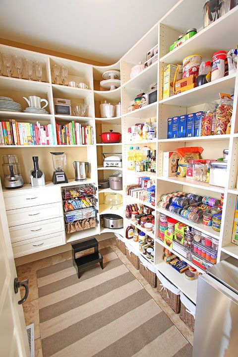 The 70 000 Dream Kitchen Makeover: Stylish Pantry Ideas