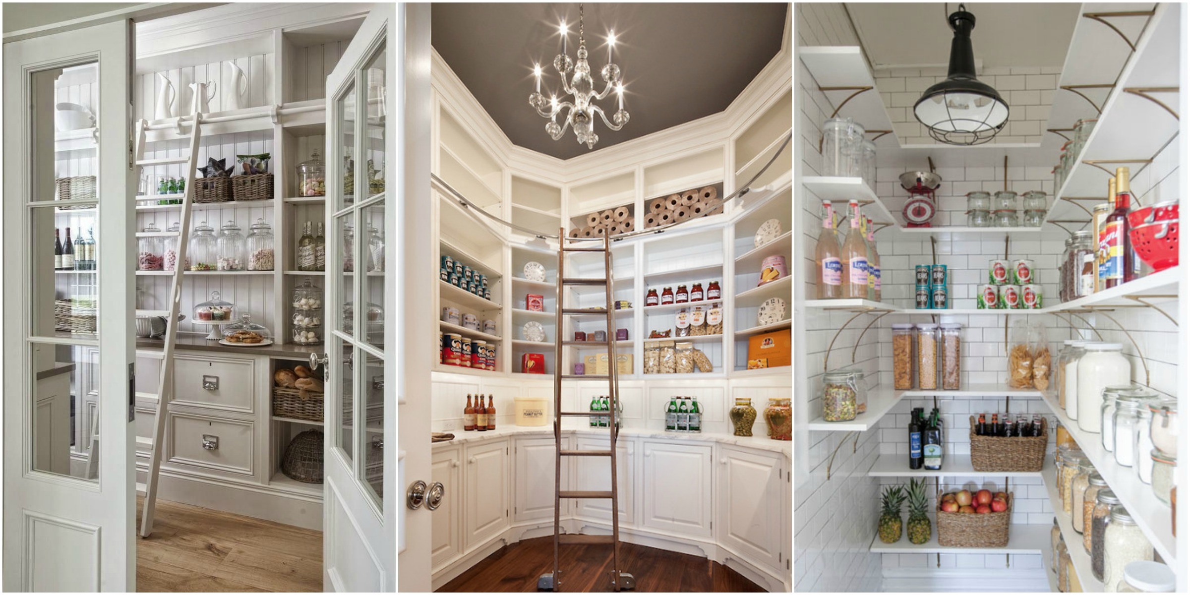 Building Your Dream Kitchen: Stylish Pantry Ideas