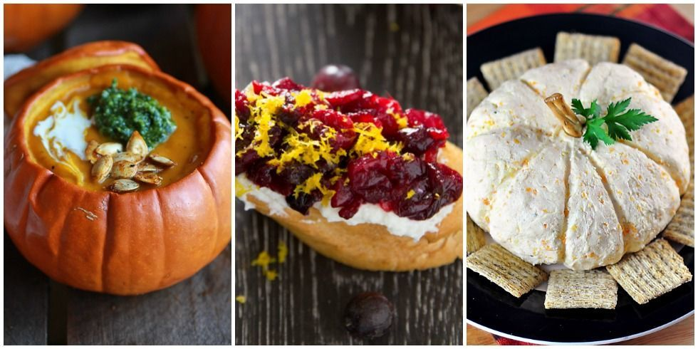 20 Easy Thanksgiving Appetizer Ideas Recipes For