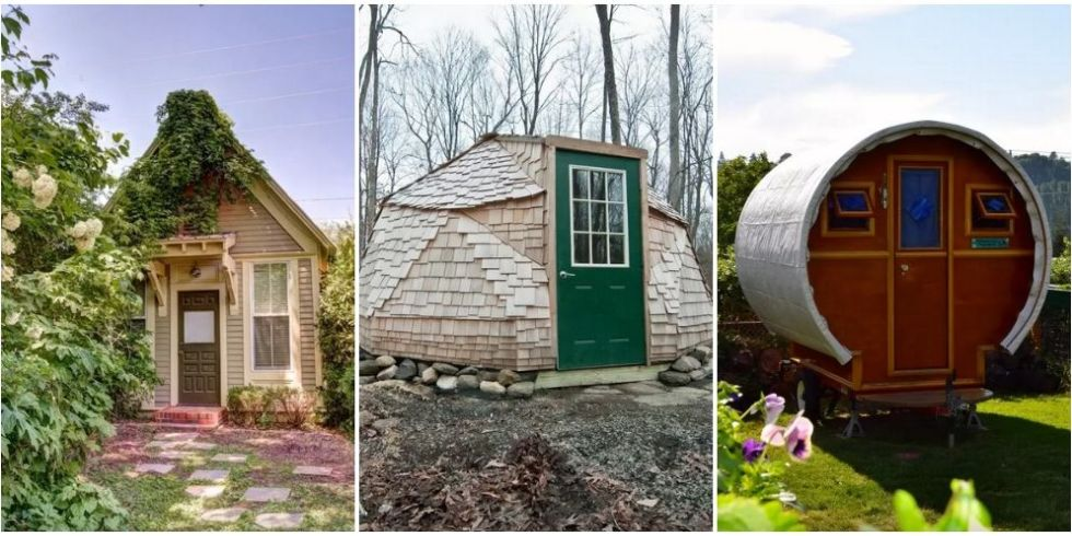 Cool 50 Tiny Houses For Rent Tiny Home Rentals In Every State Largest Home Design Picture Inspirations Pitcheantrous