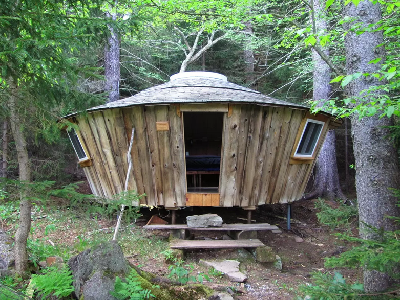 Wondrous 50 Tiny Houses For Rent Tiny Home Rentals In Every State Largest Home Design Picture Inspirations Pitcheantrous