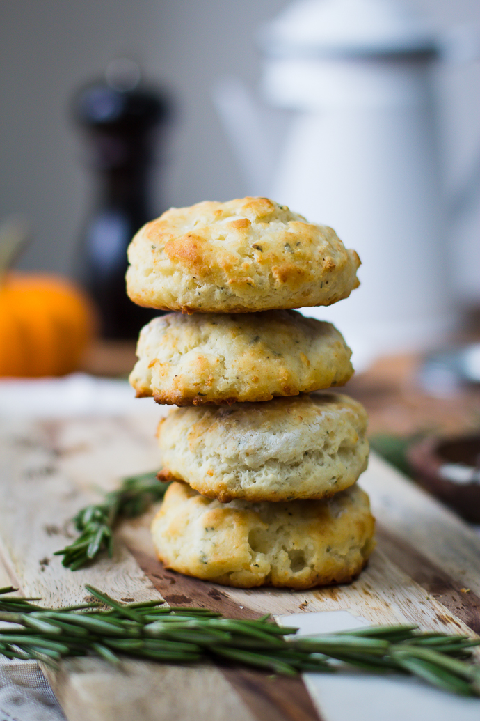 Easy Rosemary Garlic Parmesan Biscuits Recipes — Dishmaps