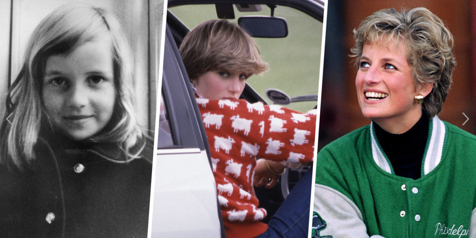 17 Photos of Princess Diana You've Never Seen Before