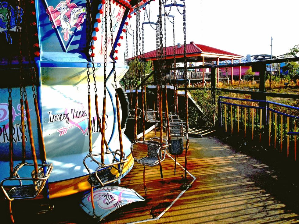 This theme park was destroyed by Hurricane Katrina in 2005. Murky water rose as high as six feet and salt water damaged 80 percent of the rides, leaving it too expensive to restore. What's left behind is like a funhouse version of a theme park — and a strangely beautiful monument to the vibrant city once destroyed by tragedy.