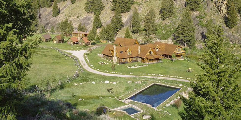 Carole King Idaho Ranch Tour Carole King House Tour