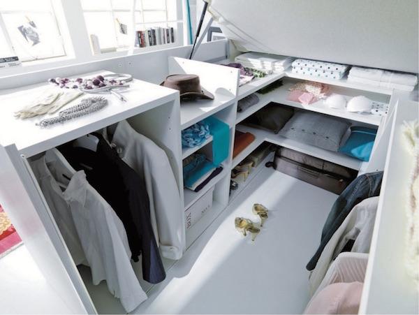 1445544050 5a container bed Cùng nhìn qua chiếc giường tủ 2 trong 1 đầy tiện nghi giá 93 triệu đồng