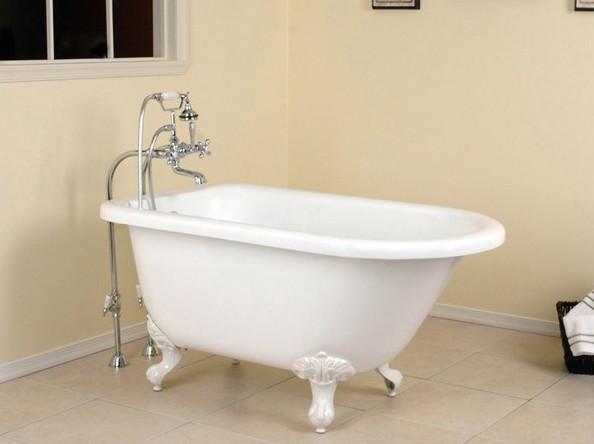 9 Small Baths Tiny Bathtub Ideas