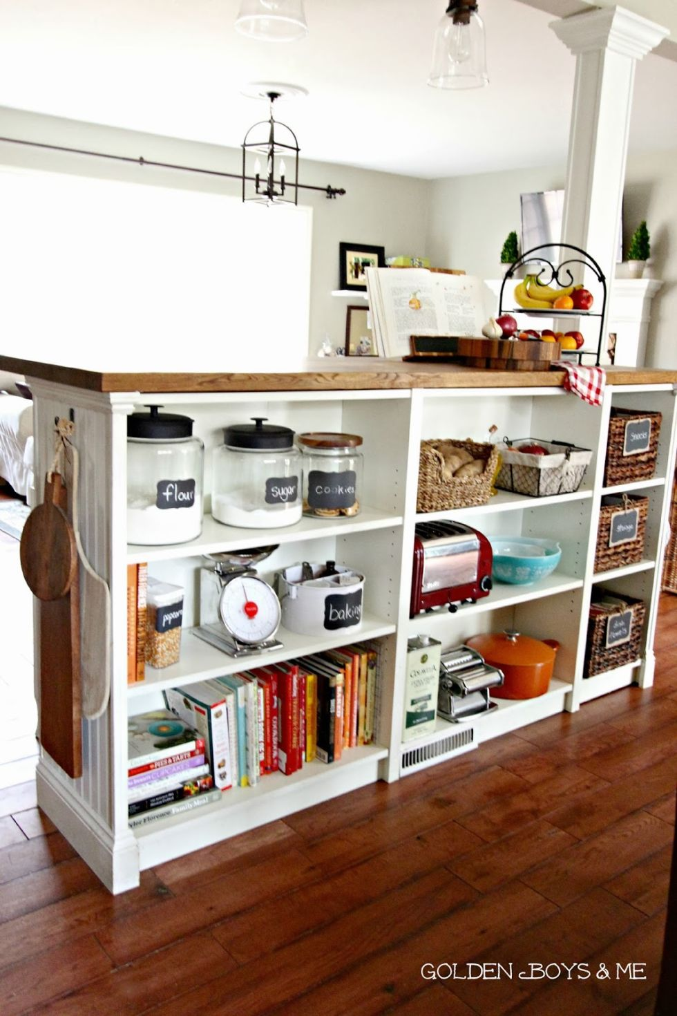 Kitchen Ideas Ikea 12 ikea kitchen ideas - organize your kitchen with ikea hacks