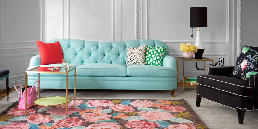 kate spade launches a furniture line - kate space interior decor